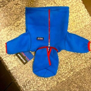 Baby (0M) Patagonia jacket with hood